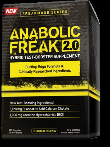 PharmaFreak Anabolic Freak 2.0 (180 caps)