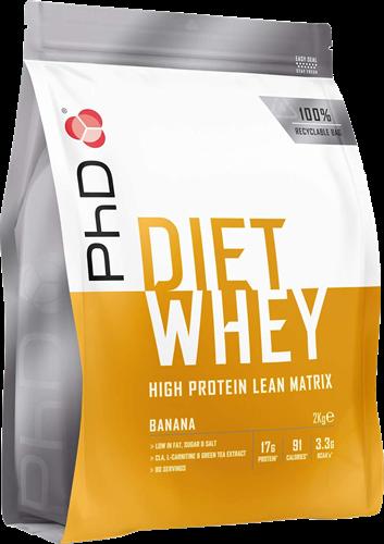 PhD Diet Whey Banana (2000 gr)