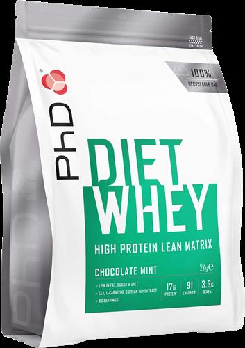 PhD Diet Whey Chocolate Mint (2000 gr)
