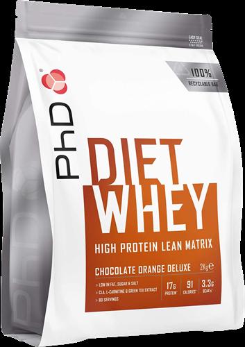 PhD Diet Whey Chocolate Orange Deluxe (2000 gr)