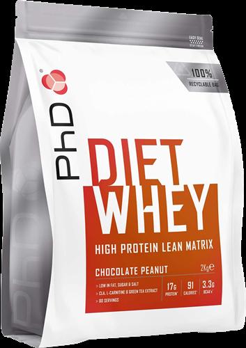 PhD Diet Whey Chocolate Peanut (2000 gr)