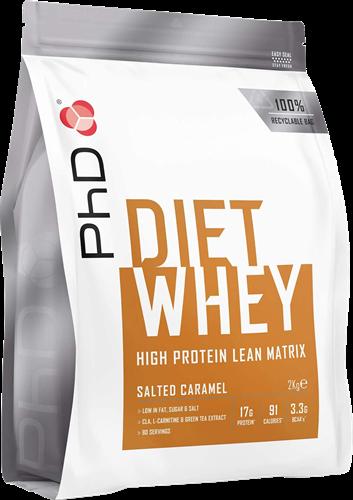 PhD Diet Whey Salted Caramel (2000 gr)