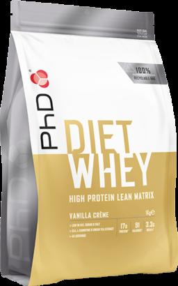PhD Diet Whey Vanilla Creme (1000 gr)