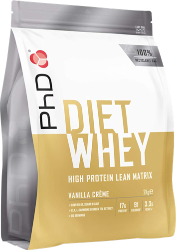 PhD Diet Whey Vanilla Creme (2000 gr)