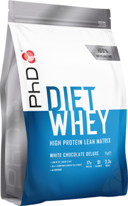 PhD Diet Whey White Chocolate Deluxe (1000 gr)