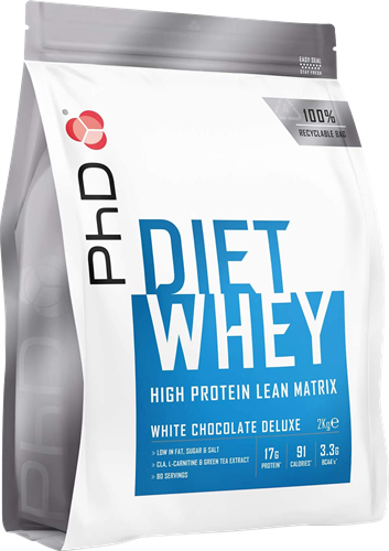 PhD Diet Whey White Chocolate Deluxe (2000 gr)