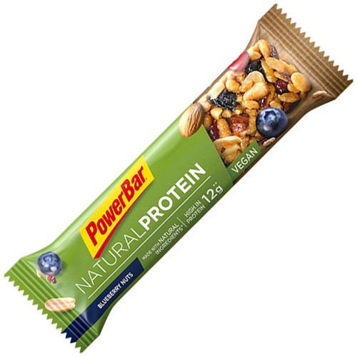 Natural Protein Bar Blueberry Nuts (1 x 40 gr)