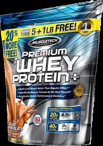 Premium 100% Whey Protein Chocolate (2720 gr)