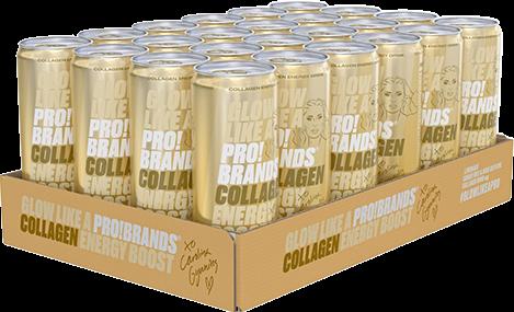 Collagen Drink Lemonade (24 x 330 ml)