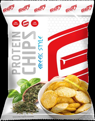 GOT7 High Protein Chips Greek Style (6 x 50 gr)