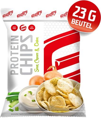 GOT7 High Protein Chips Sour Cream & Onion (23 gr)