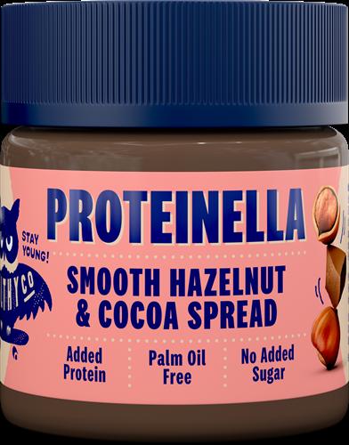 Proteinella Smooth Hazelnut & Cocoa Spread (200 gr)
