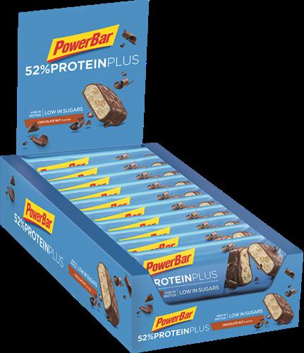 Protein Plus Bar 52% Chocolate Nut (20 x 50 gr)
