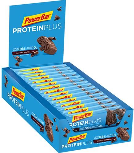 Protein Plus Low Sugar Chocolate Brownie (30 x 35 gr)