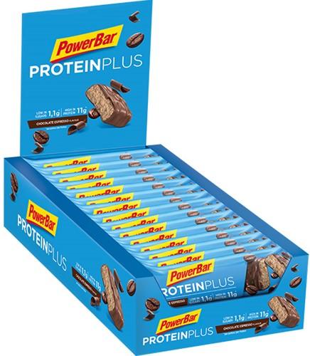 Protein Plus Low Sugar Chocolate Espresso (30 x 35 gr)