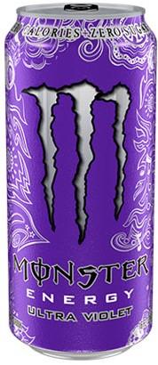 Monster Energy Ultra Violet (1 x 500 ml)