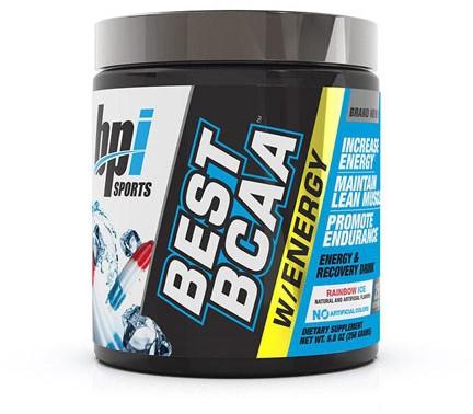 Best BCAA w/ENERGY Rainbow Ice (300 gr)