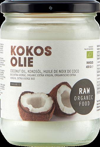 RAW Kokosolie (400 gr)