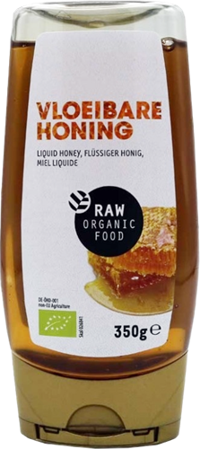 RAW Vloeibare Honing (350 gr)