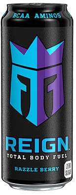 Reign Total Body Fuel Razzle Berry (12 x 500 ml)
