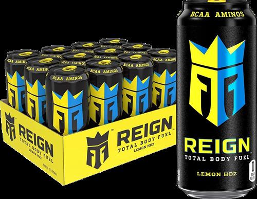 Reign Total Body Fuel Lemon HDZ (12 x 500 ml)