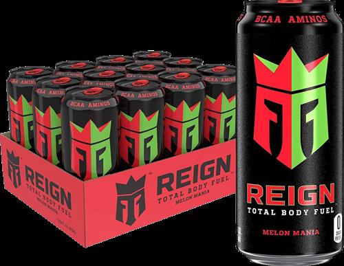 Reign Total Body Fuel Melon Mania (12 x 500 ml)