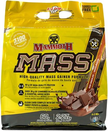 Mammoth Mass Rich Chocolate (2270 gr)