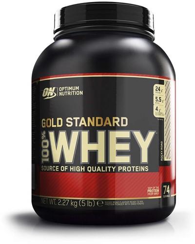 Gold Standard 100% Whey Rocky Road (2270 gr)