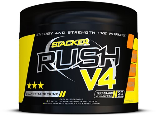 Rush V4 Orange Tangerine (180 gr)