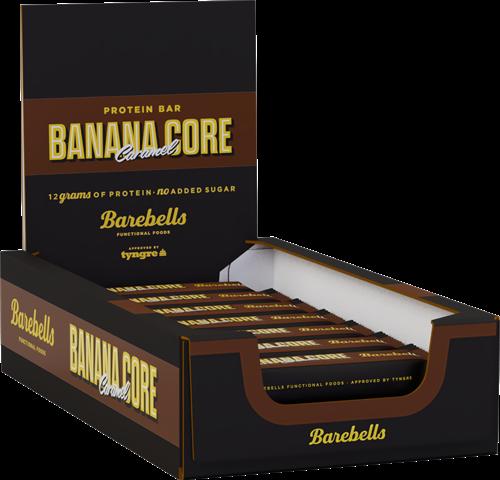 Barebells Core Bar Banana (18 x 35 gr)