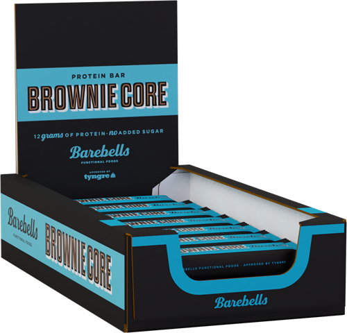 Barebells Core Bar Brownie (18 x 35 gr)
