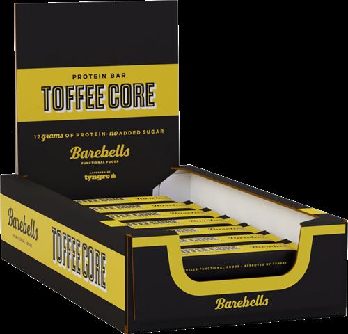 Barebells Core Bar Toffee (18 x 35 gr) Ten minste houdbaar tot: 11-03-2021