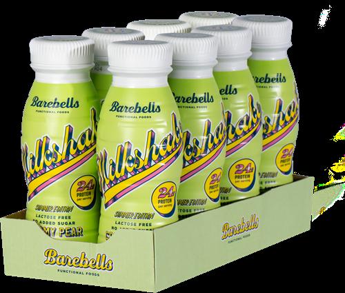 Barebells Milkshake Creamy Pear (8 x 330 ml)