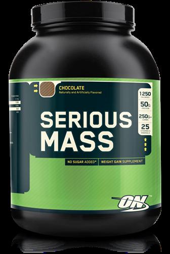 Serious Mass Chocolate (2724 gr)