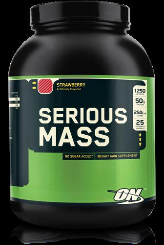 Serious Mass Strawberry (2724 gr)