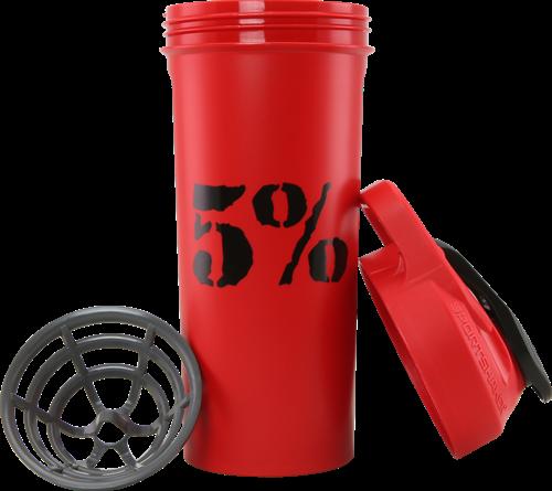 Shaker Red (600 ml)