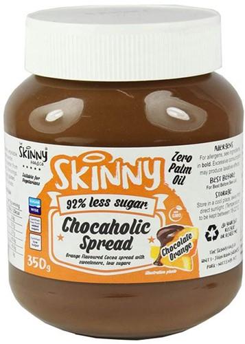 Skinny Chocoholic Spread Orange (350 gr)