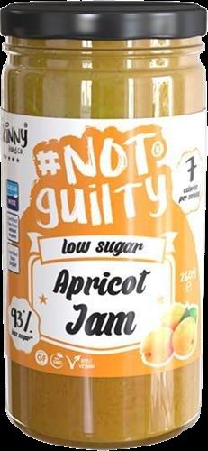 Skinny #NotGuilty Low Sugar Jam Apricot (260 gr)