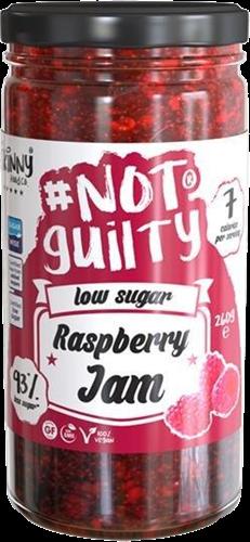 Skinny #NotGuilty Low Sugar Jam Raspberry (260 gr)