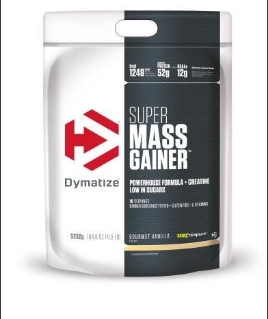 Super Mass Gainer Vanilla (5200 gr)