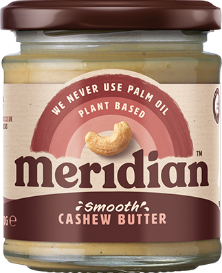 Meridian Cashew Butter Smooth (170 gr)