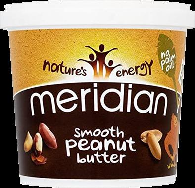 Meridian Peanut Butter Smooth (1000 gr)