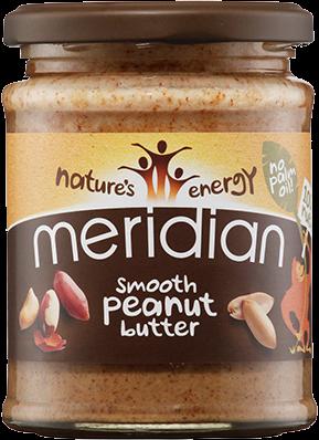 Meridian Peanut Butter Smooth (280 gr)