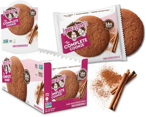 Complete Cookie Snickerdoodle (12 x 113 gr)