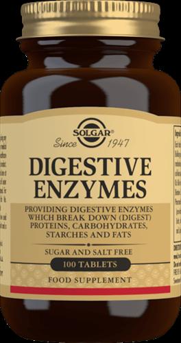 Solgar Digestive Enzymes (100 tabs)