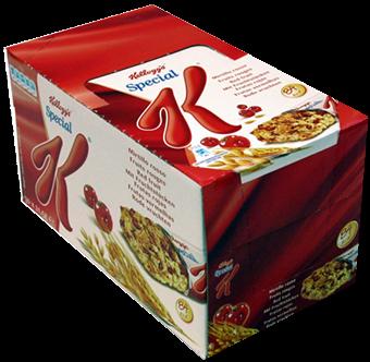 Kellogg's Special K Bar Red Fruits (30 x 21,5 gr)