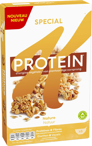 Kellogg's Special K Protein Crunch Nature (300 gr)