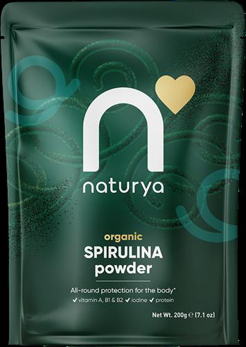 Naturya Organic Spirulina Powder (200 gr)