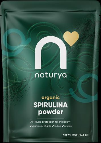 Naturya Organic Spirulina Powder (100 gr)