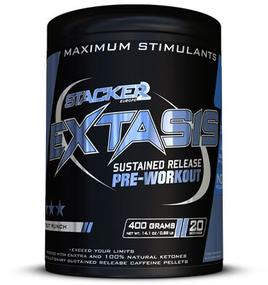 Stacker2 Extasis Fruit Punch (400 gr)